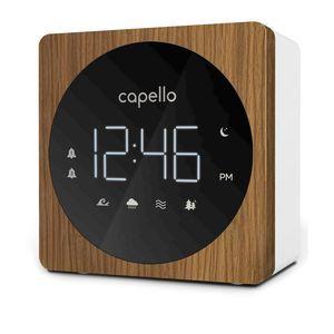 Digital Alarm Clock with Sound Machine